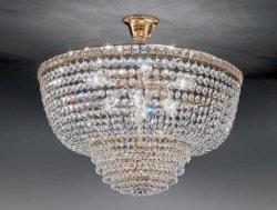 Потолочный светильник Voltolina Settat sospensione 60 Oro
