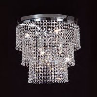 Потолочный светильник Wunderlicht Cascade WL11302-400ELCCH