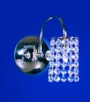Бра Wunderlicht Cristal Stars WL13133-1CH
