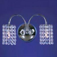 Бра Wunderlicht Cristal Stars WL13133-2CH