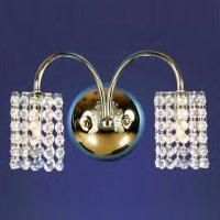 Бра Wunderlicht Cristal Stars WL13133-2KG