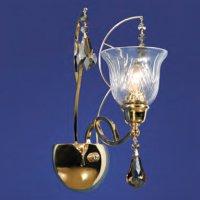 Бра Wunderlicht Gracia Cristallo WL13190-1KG