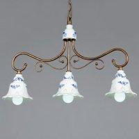 Подвесной светильник Wunderlicht Porcelanova WLCL1823-3