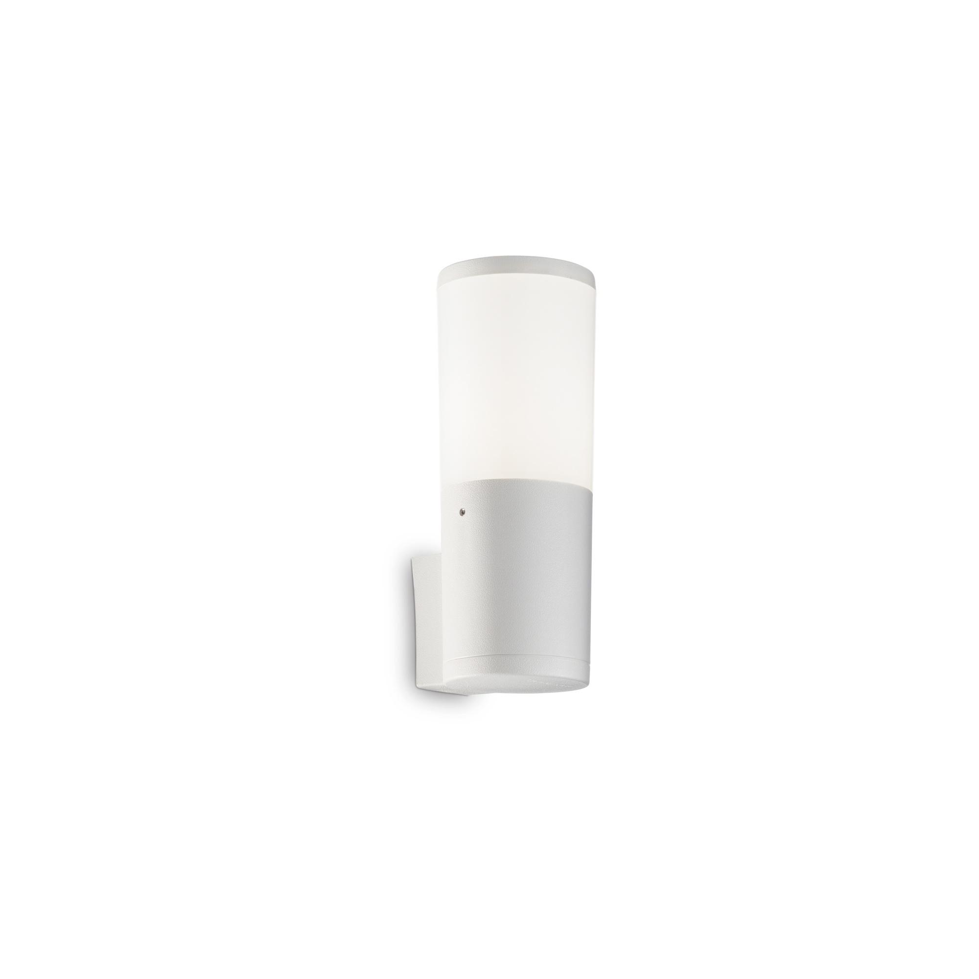 AMELIA AP1 BIANCO уличный накладной светильник белый