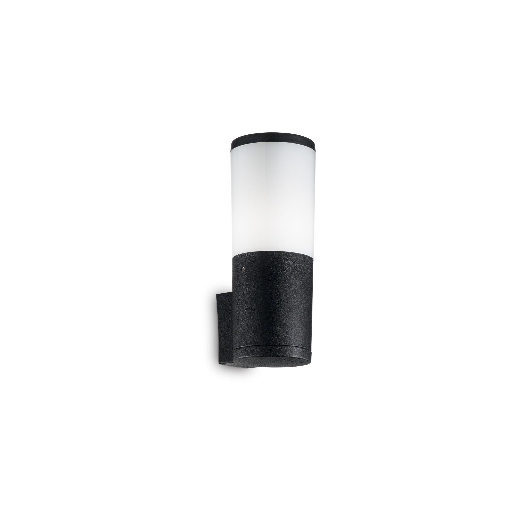 AMELIA AP1 NERO уличный накладной светильник черный