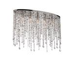 008455 RAIN PL5 CHROME потолочный светильник Ideal Lux