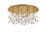 082790 MOONLIGHT PL15 ORO GOLD потолочный светильник Ideal Lux