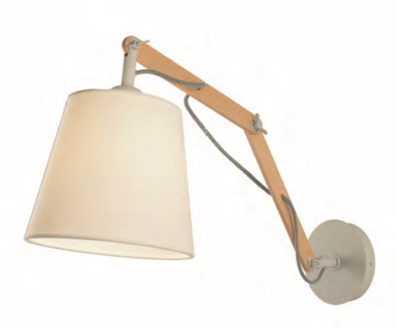 Светильник настенный Aromas NA 780 WHITE