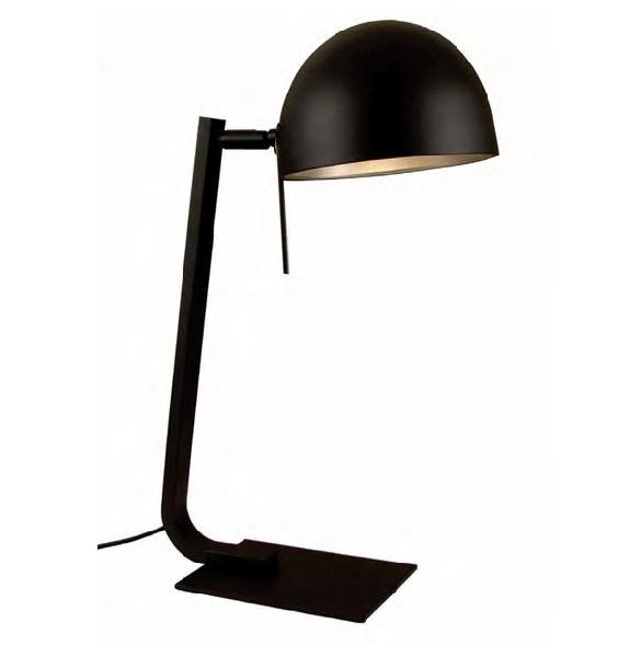 Светильник настольный Aromas S1118 Negro mate