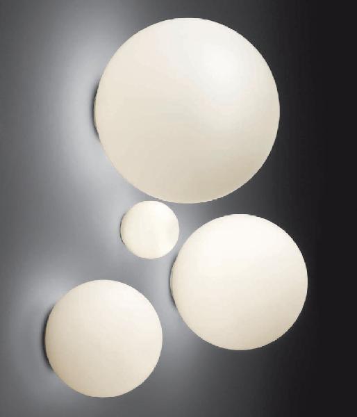 Светильник потолочный Artemide 0116010A DIOSCURI parete/soffito 35