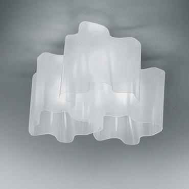 Светильник потолочный Artemide 0693020A LOGICO MINI soffitto 3x120.set