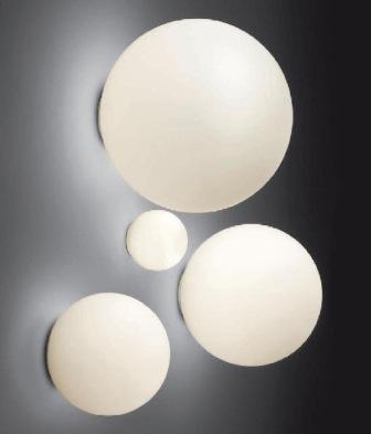 Светильник потолочный Artemide 1039010A DIOSCURI 14 parete/soffito