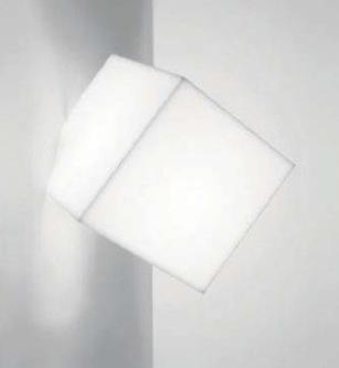 Светильник настольный Artemide 1292010A EDGE parete/soffitto 21 bianco
