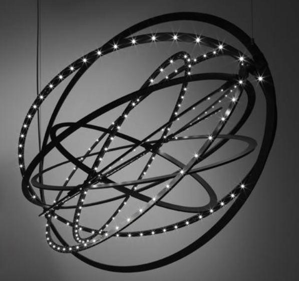 Светильник потолочный Artemide 1623020A Copernico sospensione