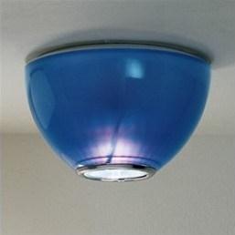 Светильник потолочный Artemide A041010 TILOS 150 dicroico parete/soffitto blu