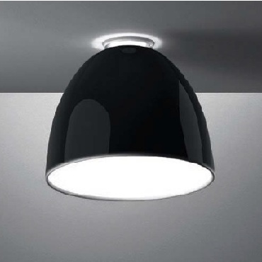 A245210 NUR GLOSS ceiling halo 250W - black