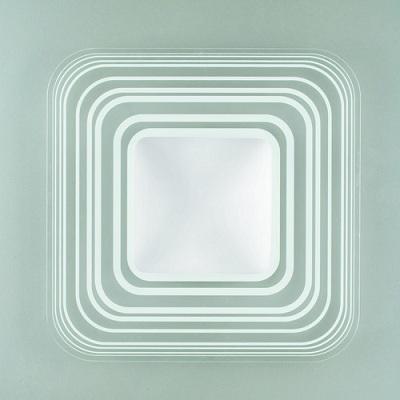 Светильник настенный Leucos Aureliano Toso Cora 35 parete/soffitto platinum