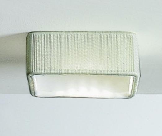 """AXOlight """"Clavius"""" светильник встраиваемый потолочный белый шелк, без трансформатора, высота 4см"""