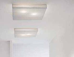 """AXOlight """"Clavius"""" светильник потолочный, черный шелк, хром, высота 12см, ширина 60см, Е27 3х60W"""