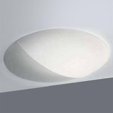 """AXOlight """"Nelly"""" светильник потолочный, эластичная моющаяся ткань, белая, диаметр плафона 100см,"""