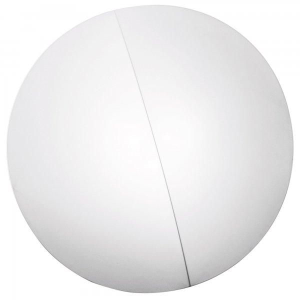 "AXOlight ""NELLY 140"" светильник потолочный круглый, белый абажур с узором из моющейся эластичной"