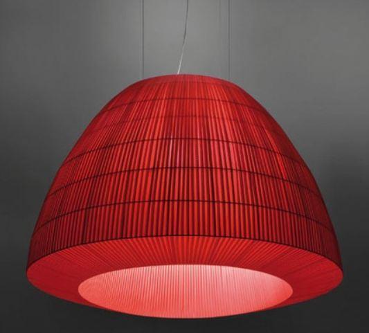 Светильник потолочный AXO Light Bell SP180 FLE rosso