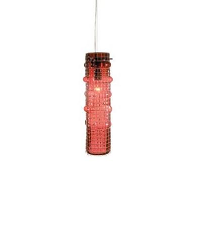 Светильник потолочный Dark TRAPPED RED E27 (260-04-001-01)