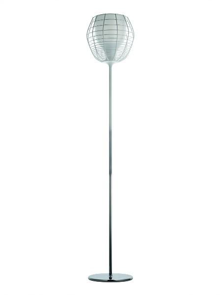 Светильник напольный Foscarini CAGE TERRA BIANCO/BIANCO LI0231 10 E