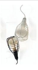 Светильник подвесной Foscarini CAGE MIC SOSPENSIONE BIANCO LI0277 10 E