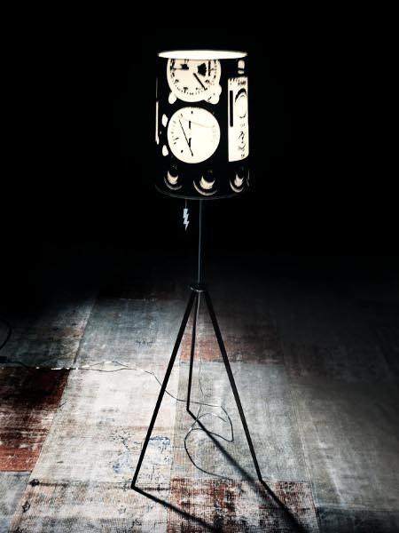 Светильник напольный Foscarini GRAF TERRA TECNO LI0331 01 E