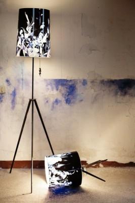 Светильник напольный Foscarini GRAF TERRA NATURAL LI0331 02 E