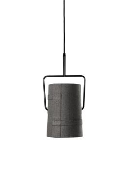 Светильник подвесной Foscarini FORK GRANDE SOSPENSIONE MARRONE/GRIGIO LI0471 25 E