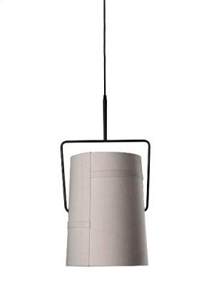 Светильник подвесной Foscarini FORK PICCOLA SOSPENSIONE AVORIO/GRIGIO LI0474 25 E