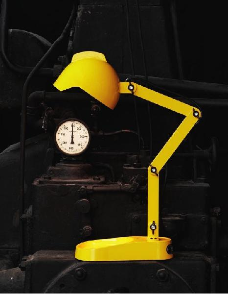 Светильник настольный Foscarini DUII TAVOLO GIALLO LI1811 50 E