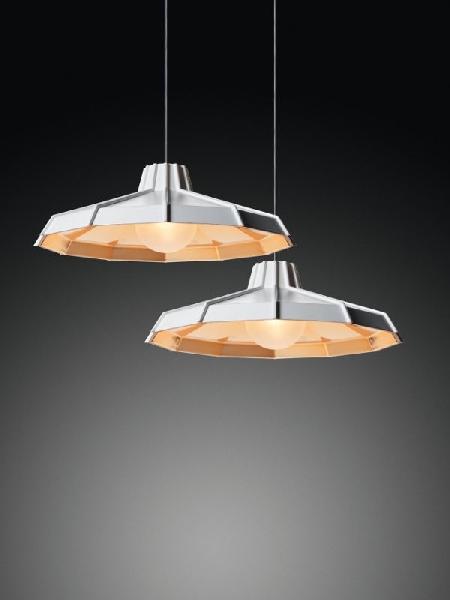 Светильник потолочный подвесной FoscariniMysterio Bianco-rame