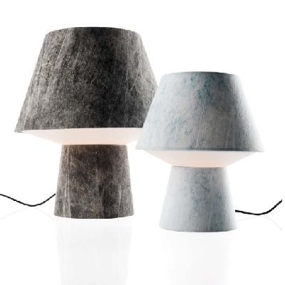 Светильник настольный Diesel with Foscarini 33E Soft Power piccola Azzurro LI2312 33E