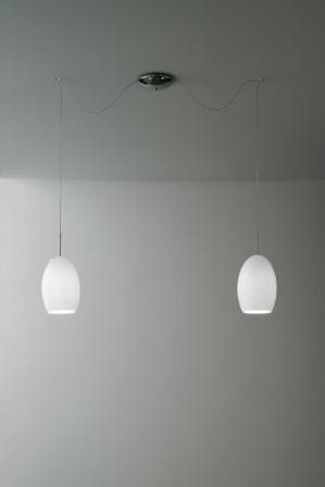 Светильник потолочный Evi Style Egg S02 04 BL