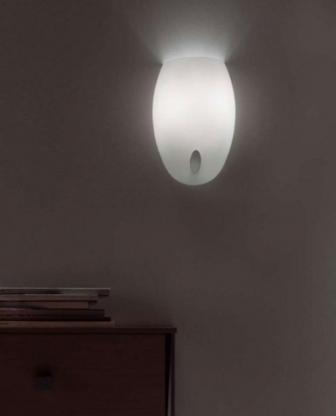 Светильник настенный Evi Style Egg PA 04 BL