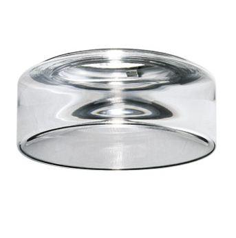 "D27 F17 00 Fabbian Светильник встроенный ""Cheope"" 1х 50W/GZ10 белое стекло"