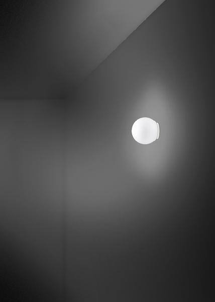 """F07 G23 01 Fabbian Светильник настенно-потолочный """"Enck"""" 30х22х6 cm R7s 1x160W покрыти"""