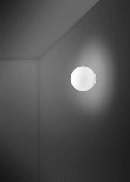 """F07 G25 01 Fabbian Светильник настенно-потолочный """"KWERK"""" 56х56cm ᴓ14cm LED 26W 3000K, алюминий"""