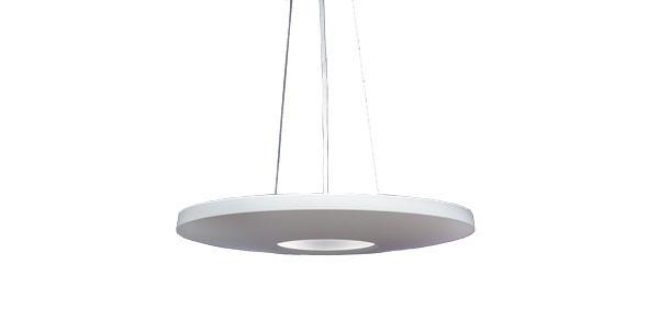 Светильник Fagerhult 53683 Ten Circle 750 aluminium 4x55W
