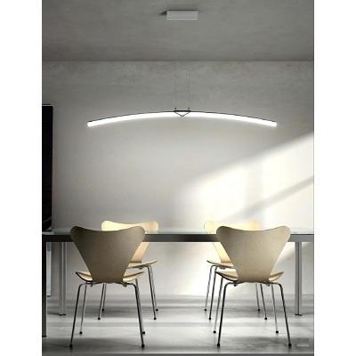 Светильник потолочный Florian Arc SOSPENSIONE/HANGING LAMP (F1.001)