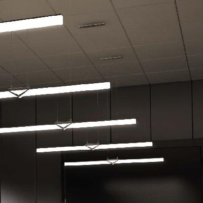 Светильник потолочный Florian Line MAX SOSPENSIONE/HANGING LAMP (F1.003)