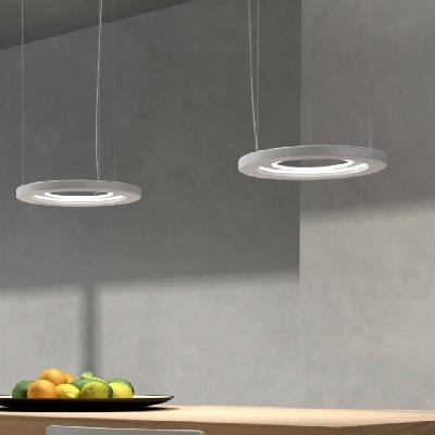 Светильник потолочный Florian Free/80 SOSPENSIONE/HANGING LAMP BIANCO (F1.033)