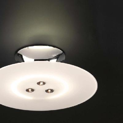 Светильник потолочный Florian STAR /50 SOFFITTO / CEILING BIANCO (F3.038)