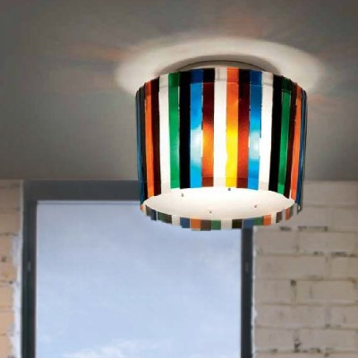 Светильник потолочный Florian PI.KÀ /40 SOFFITTO / CEILING MULTICOLORE (F3.043)