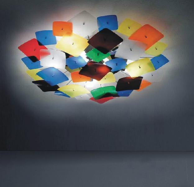 Светильник потолочный FlorianLight KB 100 SOFFITTO-PARETE / CEILING-WALLMULTICOLOR (T3.019)