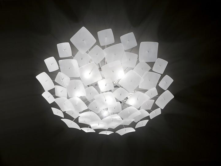Светильник потолочный FlorianLight KB 100 SOFFITTO-PARETE / CEILING-WALL BIANCO (T3.020)