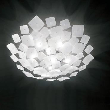 Светильник потолочный FlorianLight KB 80 SOFFITTO-PARETE / CEILING-WALL BIANCO (T3.022)